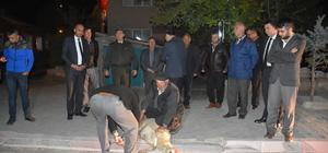 Hakkari'de yaralanan gazi baba ocağına döndü