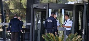 Manisa'da iş adamı otel havuzunda ölü bulundu
