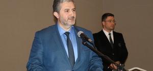 MÜSİAD Genel Başkanı Kaan Erzincan'da: