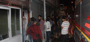 Adana'da ayakkabı imalathanesinde yangın: 4 yaralı
