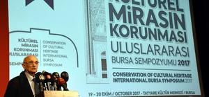 Kültürel Mirasın Korunması Uluslararası Bursa Sempozyumu