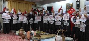 """""""Cumhuriyet Kadınları Korosu"""" huzurevinde konser verdi"""