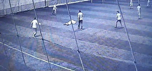 Adıyaman'da halı sahada kalp krizi geçiren öğretmen öldü