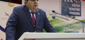 """""""8. Uluslararası Eğitim Yönetim Forumu"""""""