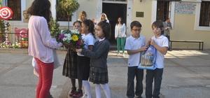 Tuncelili öğrenciler Kuşadası'nda