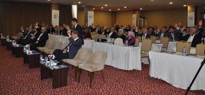 Jeotermal Kaynaklı Belediyeler Birliği toplantısı