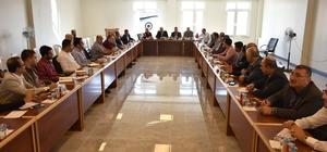 Türk ve Suriyeli iş adamları Kilis'te bir araya geldi