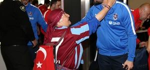 Trabzonspor kafilesi, Malatya'ya gitti