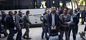 ByLockçu polisler adliyeye sevk edildi