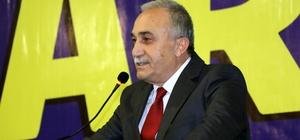 Bakan Fakıbaba Van'da kitap fuarı açılışına katıldı