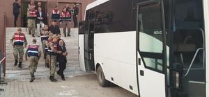 """Erzincan'da """"FETÖ'nün SODES projelerindeki usulsüzlük"""" davası"""