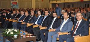 Gümrük ve Ticaret Bakanı Tüfenkci Antalya'da