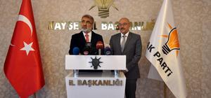 Eski Enerji ve Tabii Kaynaklar Bakanı Yıldız: