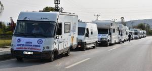 4. Anadolu Kamp ve Karavan Rallisi