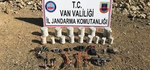 Van'da terör operasyonu