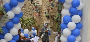 """Mardin'de yenilenen """"Kültür Sokağı"""" açıldı"""