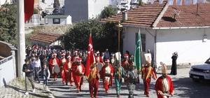 Çankırı'da 8. İstiklal Yürüyüşü