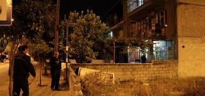 Aydın'da apartman dairesine pompalı tüfekle ateş açıldı