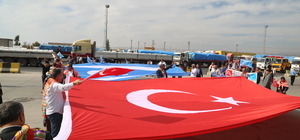 Yörük Türkmen derneklerinden Irak'taki Türkmenlere destek
