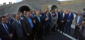 Ulaştırma, Denizcilik ve Haberleşme Bakanı Arslan, Kahramanmaraş'ta