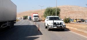 BM'den Suriyelilere 18 tır yardım malzemesi