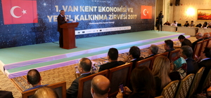 Van Kent Ekonomisi ve Yerel Kalkınma Zirvesi