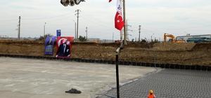 Tekirdağ'da yeni otobüs terminalinin temeli atıldı