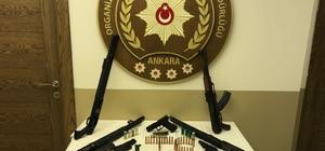 Başkentte suç örgütüne operasyon