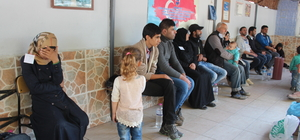 Hatay'da 43 kaçak göçmen yakalandı
