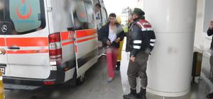 GÜNCELLEME - Tekirdağ'da askerin derede akıntıya kapılması