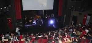 Düzce Üniversitesi'nde Karadeniz konseri