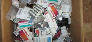 Gaziantep'te kaçak ilaç operasyonu