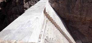 Sivridere Barajı ile 6 bin 880 dekar arazi suya kavuşacak