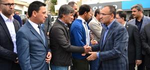 Başbakan Yardımcısı Bozdağ, cenaze törenine katıldı