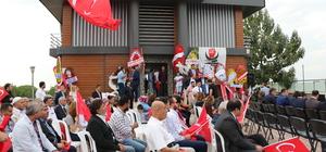MİDDER Akdeniz Bölge ve Adana İl Başkanlığı açıldı