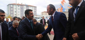 Gümrük ve Ticaret Bakanı Tüfenkci Kastamonu'da