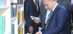 Şırnak'ta kitap kafe açılışı