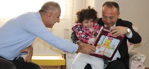 Vali Atik'ten şehit ailesine ziyaret
