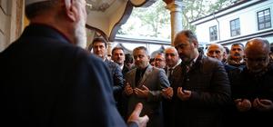 Bursa Büyükşehir Belediye Başkanı Aktaş: