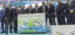 Karaman'da DSİ Tesisleri Temel Atma Töreni