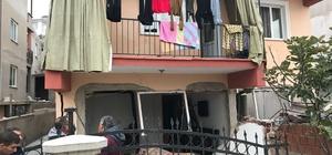 Denizli'de bir evde patlama: 5 yaralı