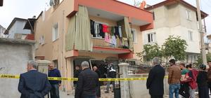 GÜNCELLEME - Denizli'de evde patlama: 5 yaralı