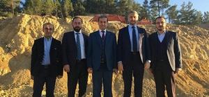 Başkan Adil Biçer: Abide-Simav karayolu 2018 yılında hizmete sunulacak