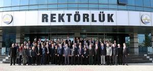 Trakya Üniversitesi'nin Kalite Kurulu Değerlendirme Toplantısı gerçekleştirildi