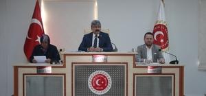 İl Genel Meclisi Kasım ayı 2'nci birleşiminde 2 gündem maddesi görüşüldü