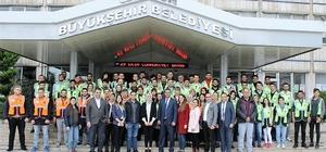 Samsun'da gelecek 15 yılın ulaşım planı belirleniyor