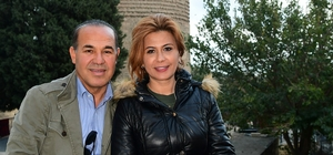 Çukurova Belediyeler Birliği'nin Azerbaycan gezisi
