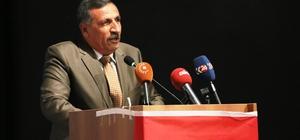 Başkan Arslanca ilçelerdeki su sorununa dikkat çekti