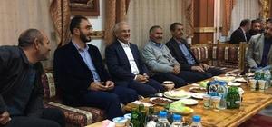 Merkez Camileri İçin İstişare Toplantısı Yapıldı