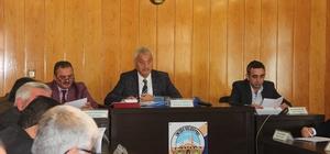 İncesu Belediyesi'nde Kasım ayı Meclis Toplantısı gerçekleştirildi